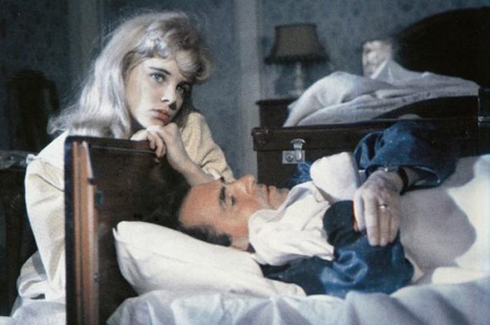 Кадр из фильма Стэнли Кубрика *Лолита*, 1962 | Фото: kinopoisk.ru