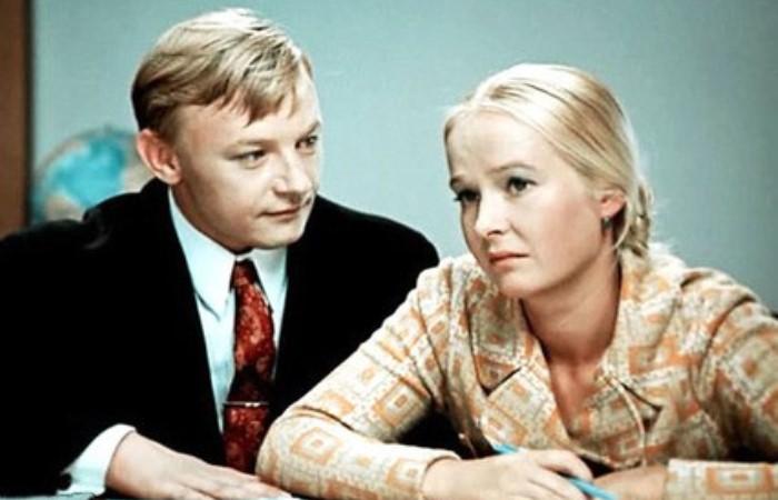Кадры из фильма *Большая перемена*, 1972-1973 | Фото: kino-teatr.ru и aif.ru
