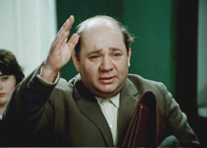 Евгений Леонов в фильме *Большая перемена*, 1972-1973 | Фото: kino-teatr.ru
