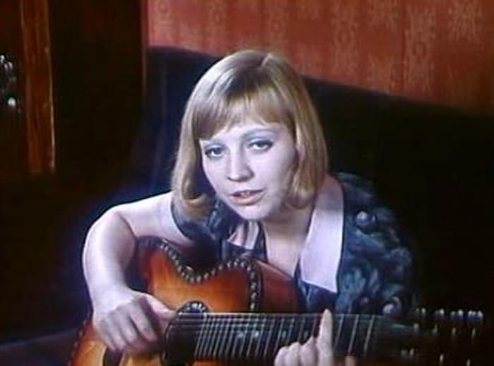Светлана Крючкова в фильме *Большая перемена*, 1972-1973 | Фото: kino-teatr.ru