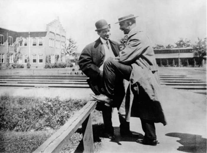 Луи Шевроле и Уильям Дюрант | Фото: aif.ru