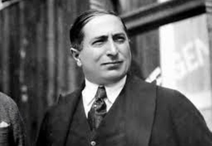 Выходец из еврейской семьи эмигрантов, основавший крупнейшую кинокомпанию Голливуда | Фото: peoples.ru