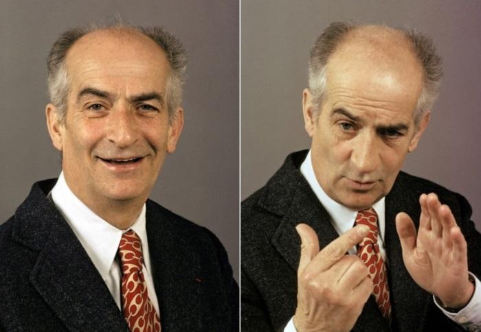 Один из самых известных в мире французских актеров | Фото: kino-teatr.ru и st.baskino.club