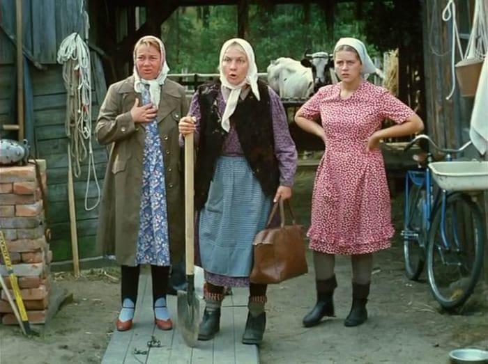 Кадр из фильма *Любовь и голуби*, 1984 | Фото: kino-teatr.ru