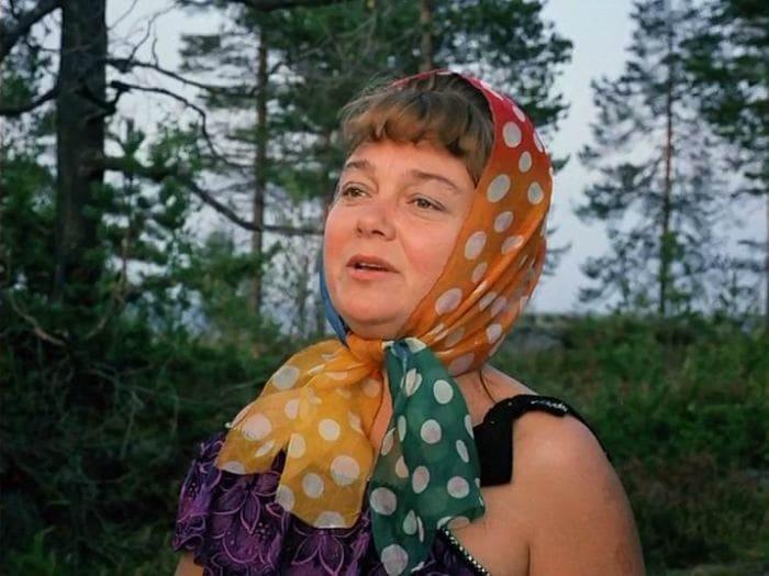 Нина Дорошина в роли Надюхи | Фото: kino-teatr.ru