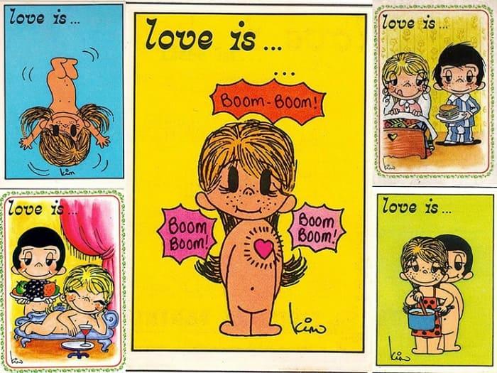 Комиксы Ким Касали и Билла Эспри стали известны во всем мире| Фото: cosmo.ru