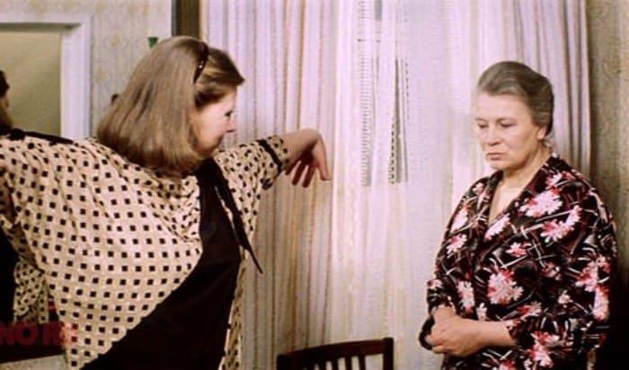 Кадр из фильма *Самая обаятельная и привлекательная*, 1985 | Фото: ruskino.ru