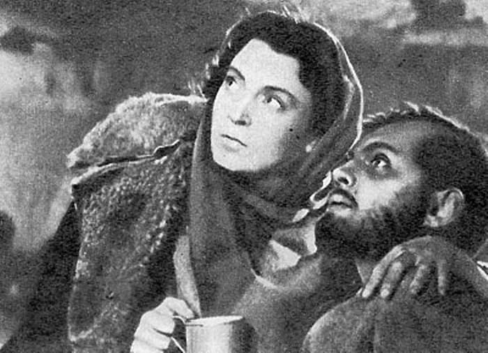 Кадр из фильма *Повесть о настоящем человеке*, 1948 | Фото: kino-teatr.ru