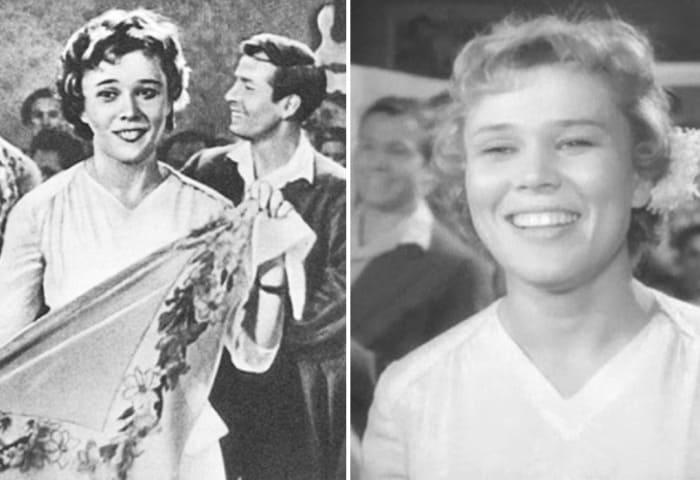 Люсьена Овчинникова в фильме *Отчий дом*, 1959 | Фото: kino-teatr.ru