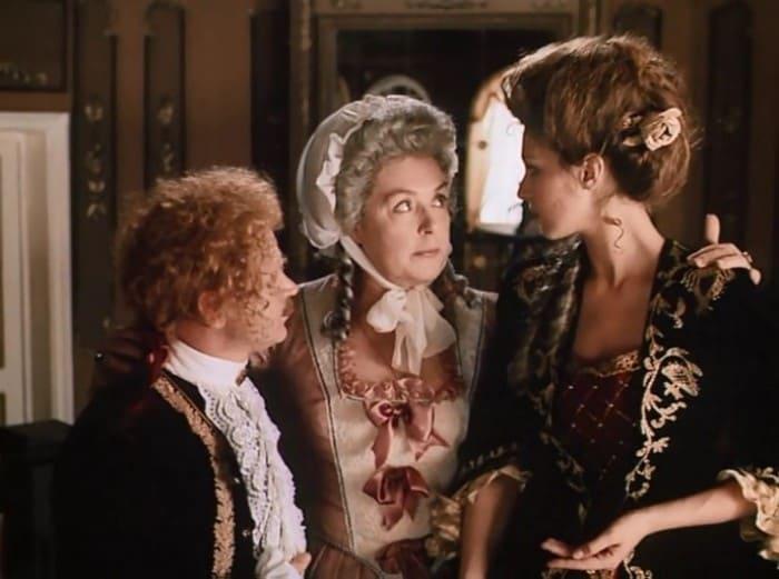 Кадр из фильма *Виват, гардемарины!*, 1991 | Фото: kino-teatr.ru