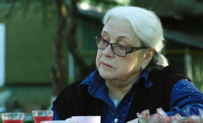 Лидия Федосеева-Шукшина в фильме *Линия Марты*, 2013 | Фото: 24smi.org
