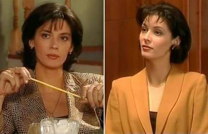 Лидия Вележева в сериале *Воровка*, 2001-2002