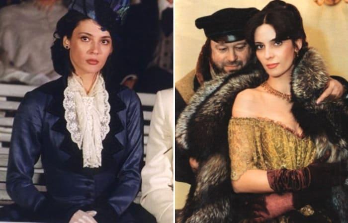 Актриса в роли Настасьи Филипповны, 2003