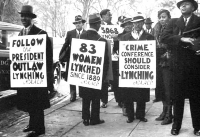 Протесты против самосуда