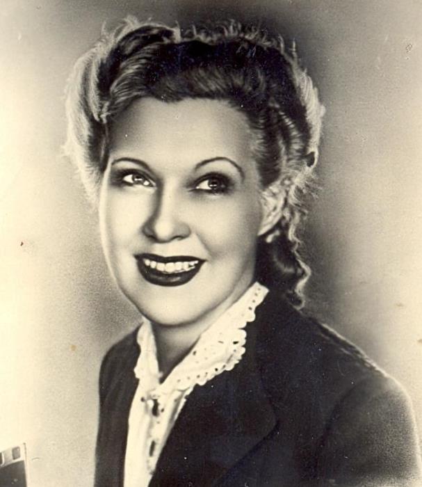 Любимая актриса Сталина
