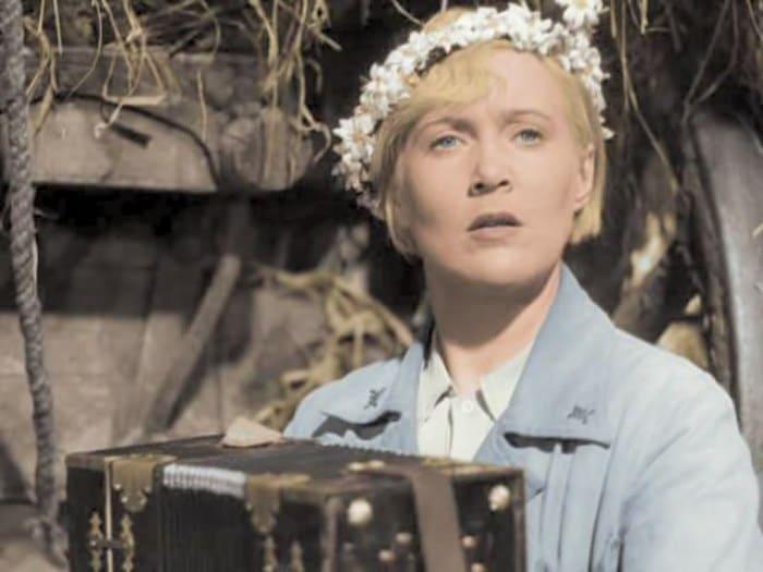 Любовь Орлова в фильме *Волга-Волга*, 1938 | Фото: kino-teatr.ru