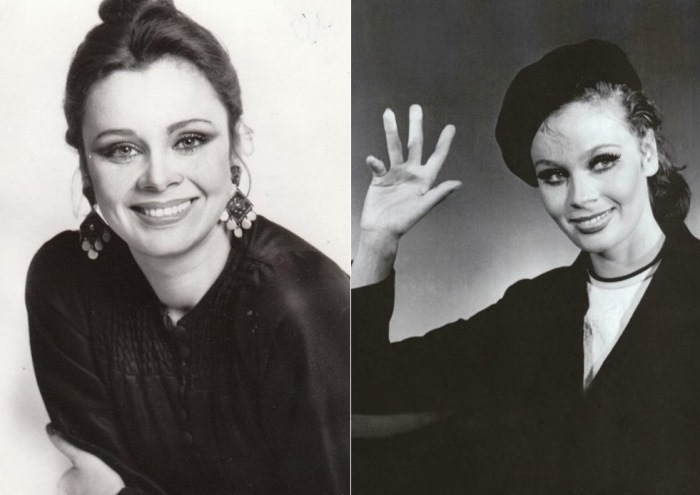 Актриса с *несоветским лицом* | Фото: kinopoisk.ru  и uznayvse.ru