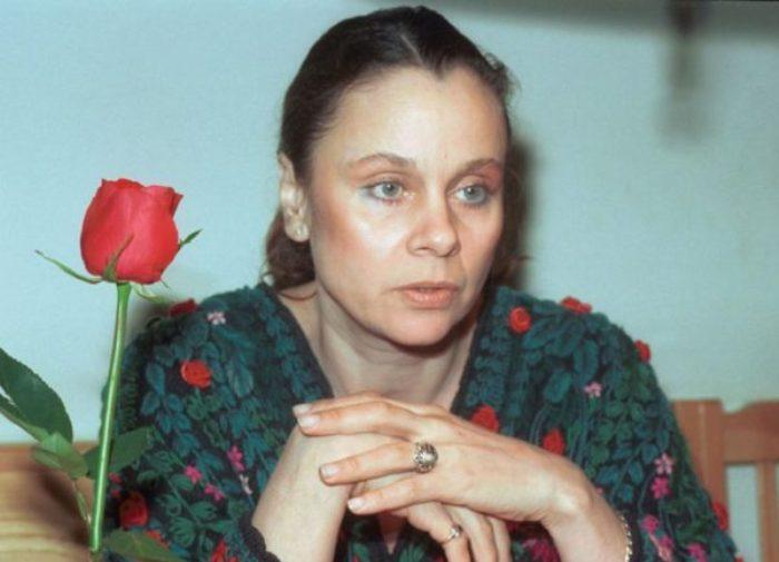 Народная артистка России Любовь Полищук   Фото: star-magazine.ru