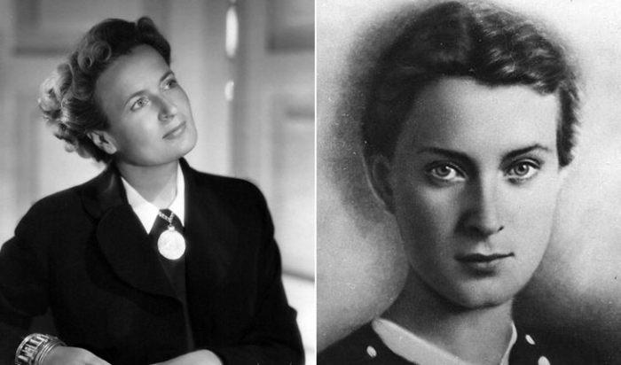 Актриса в молодости   Фото: uznayvse.ru