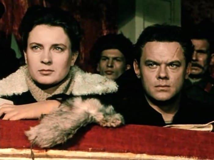 Кадр из фильма *Хождение по мукам*, 1957-1959   Фото: kino-teatr.ru