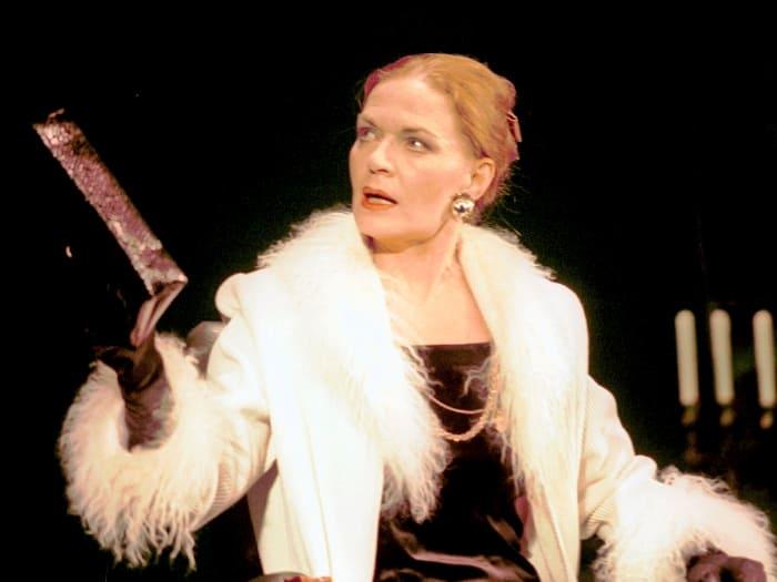 Актриса на сцене | Фото: mirtv.ru