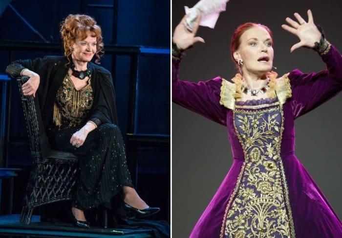 Актриса на сцене | Фото: showbiz.mediasole.ru