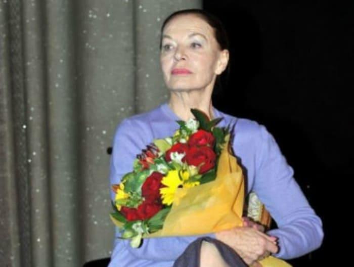 Народная артистка СССР Людмила Чурсина | Фото: starhit.ru
