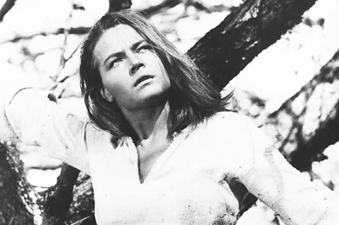 Людмила Чурсина в фильме *Олеся*, 1970 | Фото: kino-teatr.ru