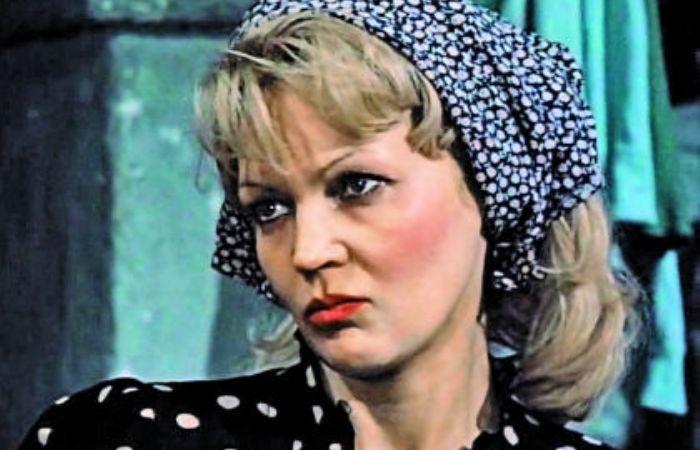 Актриса театра и кино Людмила Давыдова (Шляхтур) | Фото: kino-teatr.ru