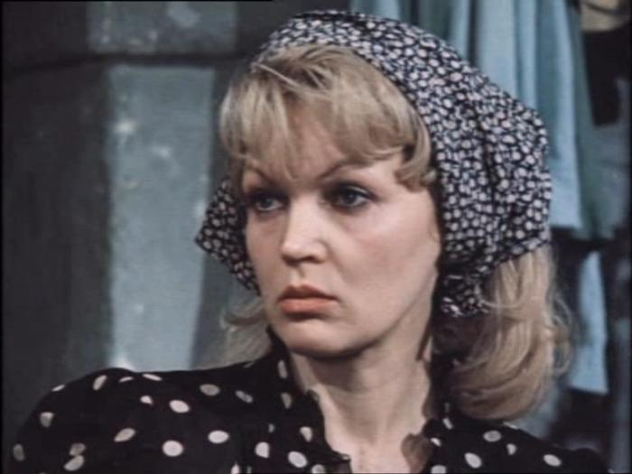 Людмила Давыдова в роли Верки-модистки | Фото: kino-teatr.ru