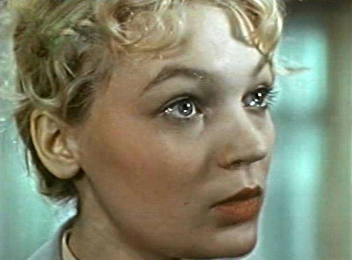 Людмила Давыдова в фильме *Первое свидание*, 1960 | Фото: kino-teatr.ru