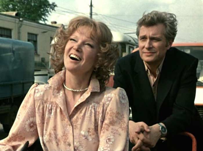 Кадр из фильма *Вокзал для двоих*, 1982 | Фото: stuki-druki.com