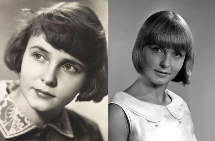 Актриса в молодости   Фото: love-psy.ru