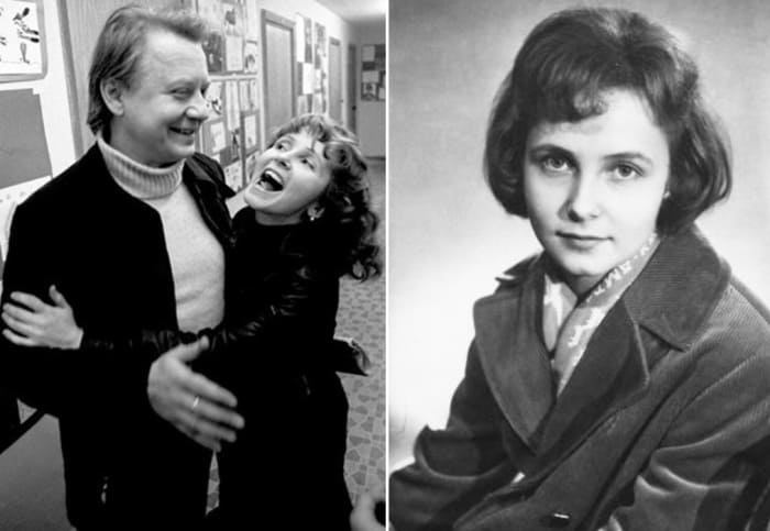 Олег Табаков и Людмила Крылова | Фото: kino-teatr.ru