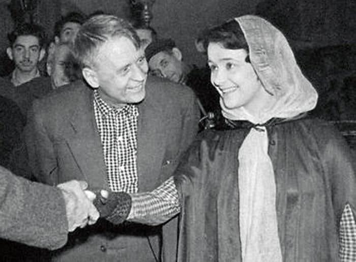 Иван Пырьев и Людмила Марченко | Фото: 24smi.org
