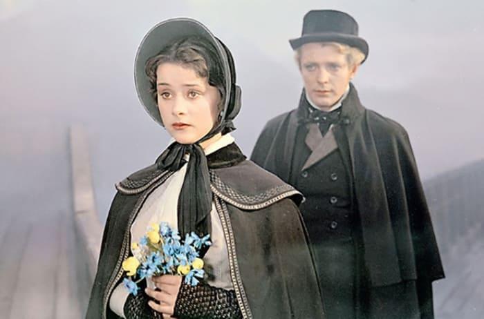 Людмила Марченко и Олег Стриженов в фильме *Белые ночи*, 1959 | Фото: kino-teatr.ru