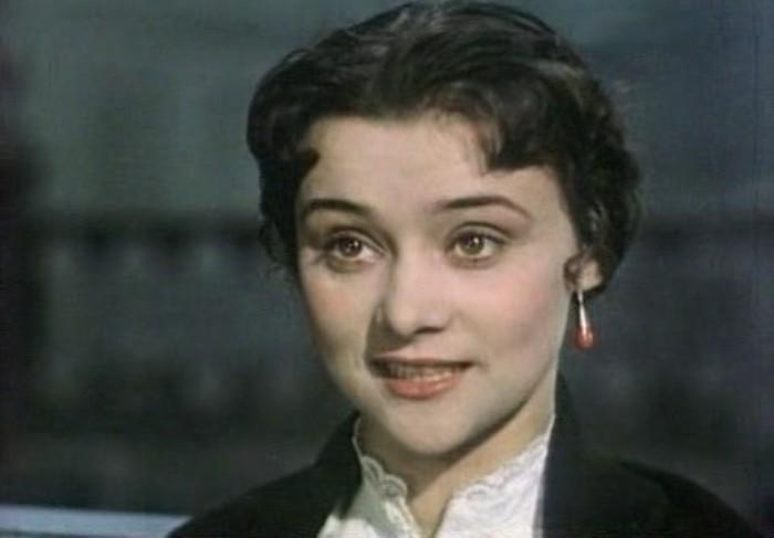 Людмила Марченко в фильме *Белые ночи*, 1959 | Фото: kino-teatr.ru