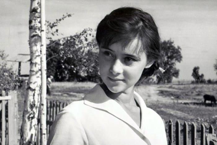 Людмила Марченко в фильме *До будущей весны*, 1960 | Фото: kino-teatr.ru