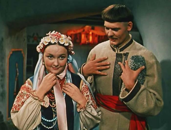 Кадр из фильма *Вечера на хуторе близ Диканьки*, 1961   Фото: teleprogramma.pro