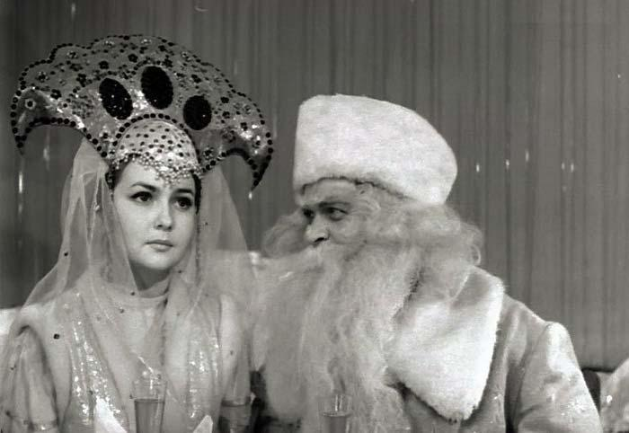 Кадр из фильма *Когда идет снег*, 1962 | Фото: teleprogramma.pro