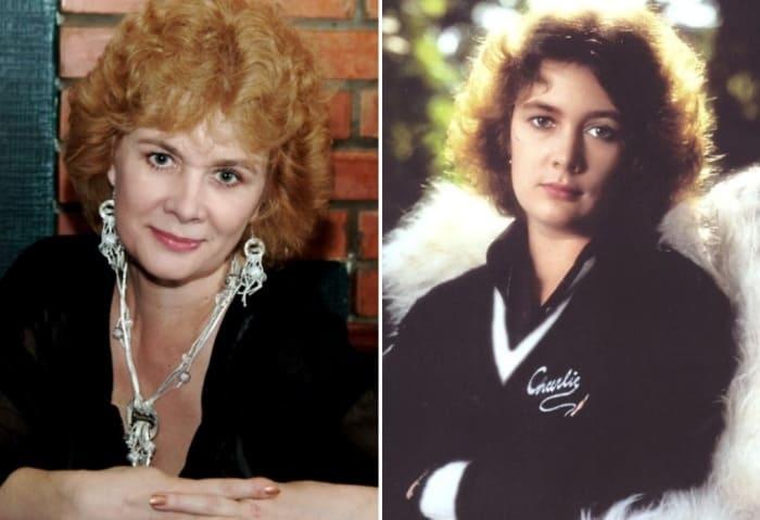 Одна из самых красивых и востребованных актрис 1980-х гг. | Фото: kino-teatr.ru