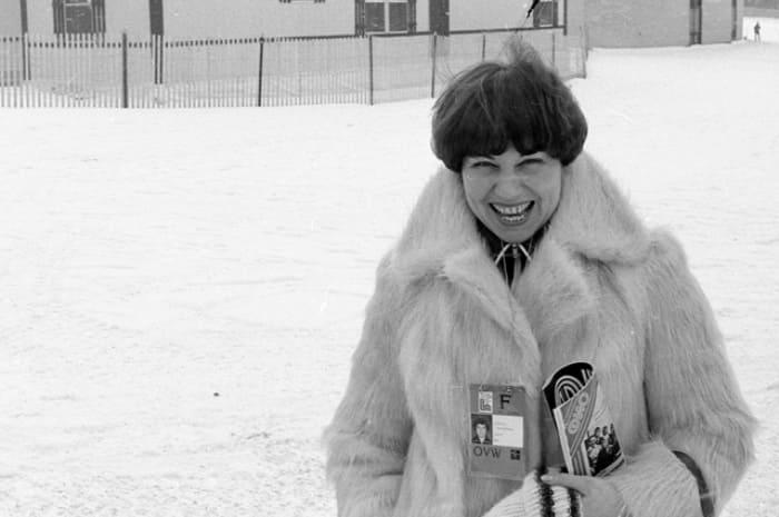 Советская фигуристка, олимпийская чемпионка, тренер Людмила Пахомова   Фото: aif.ru