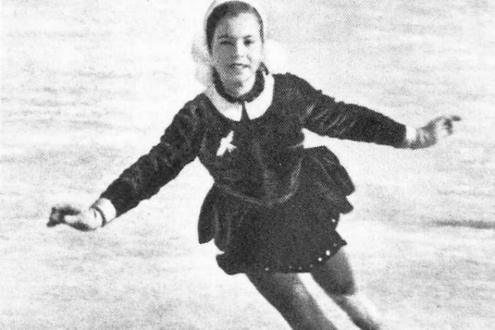Людмила Пахомова в юности   Фото: 24smi.org