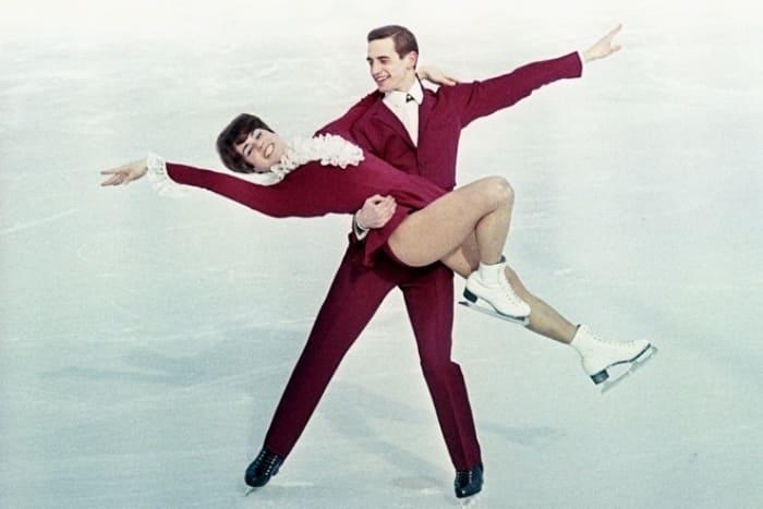 Людмила Пахомова и Александр Горшков   Фото: championat.com