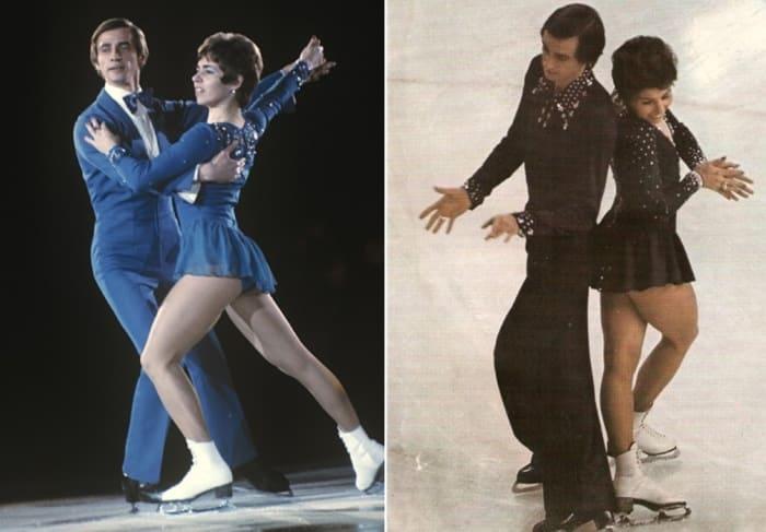 Один из самых успешных танцевальных дуэтов в истории советского и мирового фигурного катания   Фото: championat.com, sports.ru