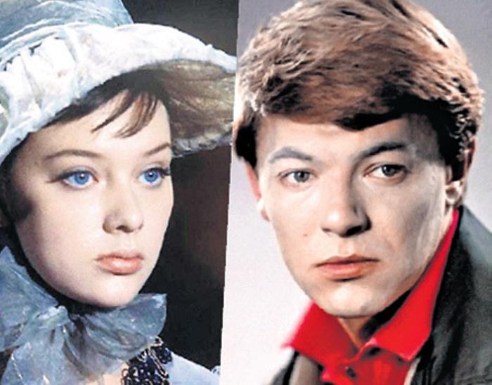Людмила Савельева и Александр Збруев