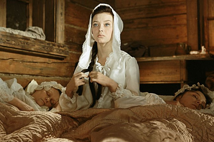 Людмила Савельева в фильме *Война и мир*, 1965-1967