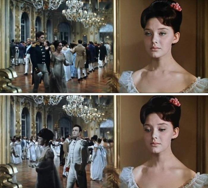 Роль Наташи Ростовой стала знаковой в творческой судьбе актрисы Людмилы Савельевой