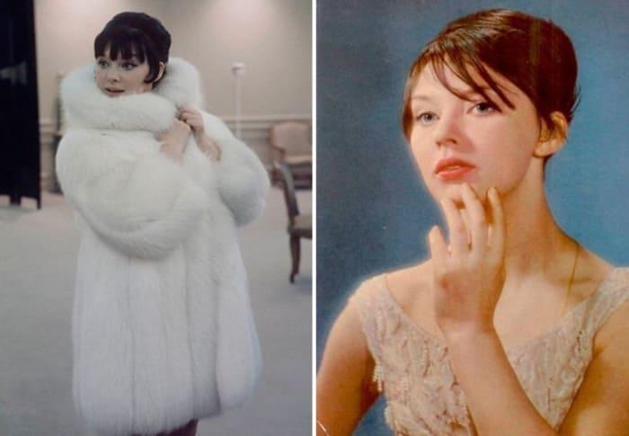 Одна из самых красивых советских актрис Людмила Савельева | Фото: kleo.ru