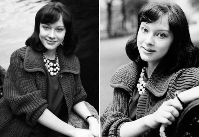 Актриса в молодости | Фото: kleo.ru
